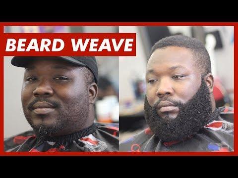 AMAZING BEARD MAN WEAVE TUTORIAL | MUST WATCH