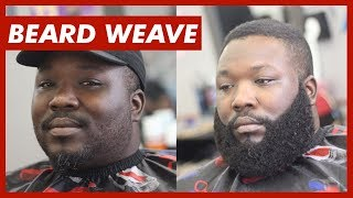 AMAZING BEARD MAN WEAVE TUTORIAL | MUST WATCH