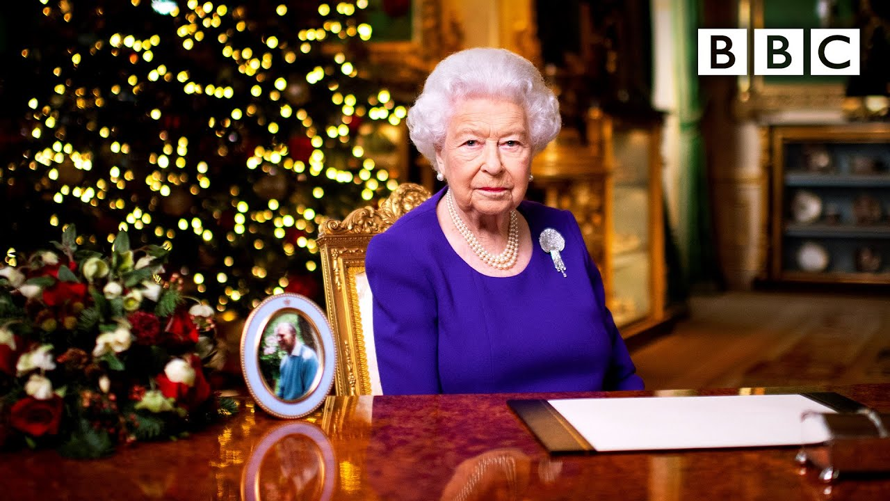 Download The Queen's Christmas Broadcast 2020 👑🎄 📺 - BBC