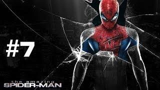 #7 Let's Play The Amazing Spider-Man (DE/HD/Blind)-Oscorp's kleines Geheimnis