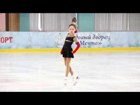 Елизавета Куликова, КП, младшие, Первенство Москвы младшего возраста, февраль 2018
