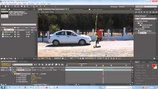 Filmlerdeki Efektler Nasıl Yapılır ( Araba Çarpma Efekti ) - ( Sima Films )