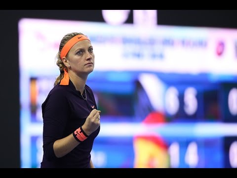 2016 China Open Round of 16 | Petra Kvitova vs Garbine Muguruza | WTA Highlights