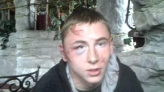 Бандити регіонала Молотка напали на агітаторів Богдана Тицького
