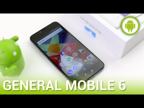 General Mobile GM 6 Android One, la recensione