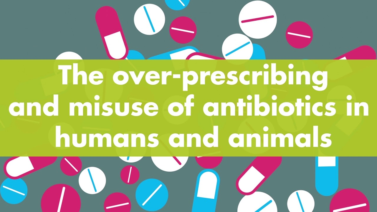 Why Antibiotics are Becoming Less Effective - the One Health Approach