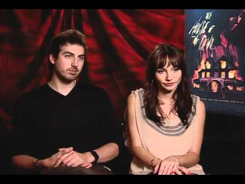 The House of the Devil  Exclusive: Director Ti West and Jocelin Donahue