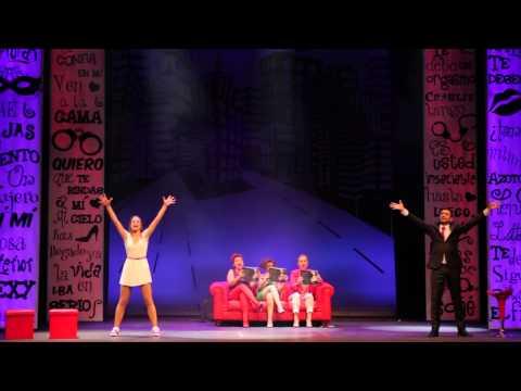TRAILER 50 SOMBRAS!, el musical  GRANADA