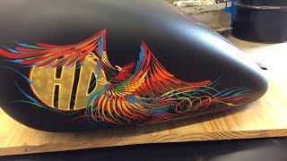 Steve Kafka - Phoenix Birds
