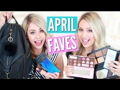 April Favorites 2016 | Drugstore Favorites...