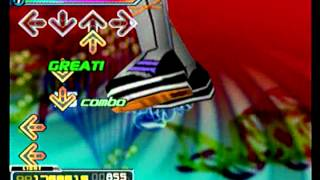 DDR Extreme2 PS2 Boom Boom Dollar