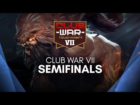 Club War VII | Semifinals 1