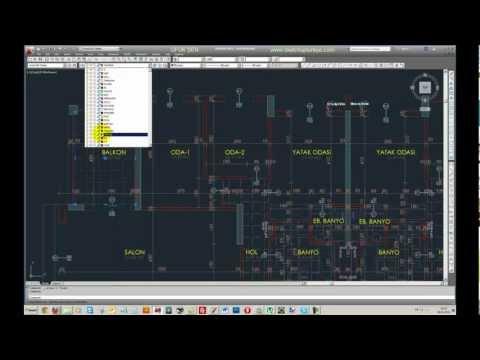 autocad-dosyasının-sketchup-programına-aktarımı