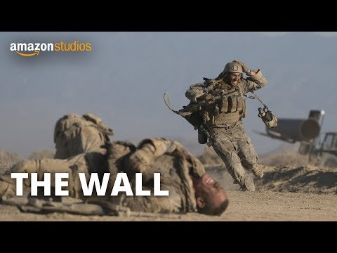 The Wall - Official US Trailer   Amazon Studios
