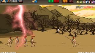 Обзор Игры ''Эпоха Войны 2''