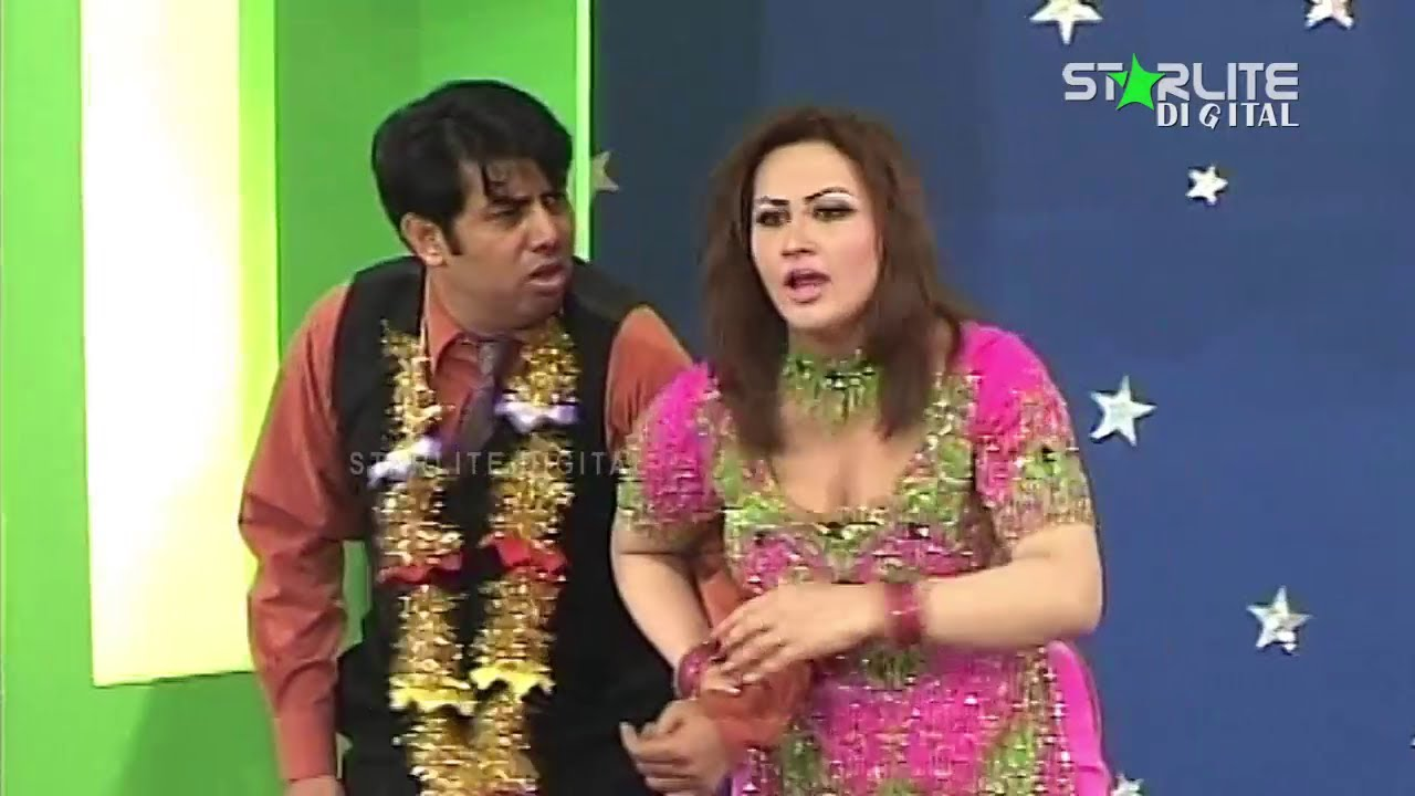 Miss World Nargis New Pakistani Stage Drama Full Comedy Funny Play | Pk Mast