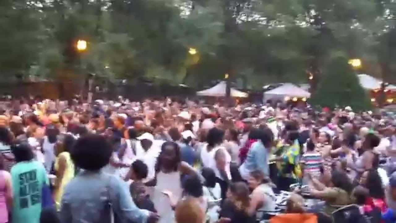 house music party chicago summerdance 7 26 2014 4 youtube