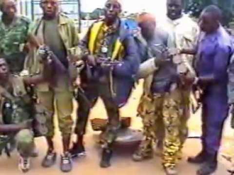 Début de la rébellion de ouattara