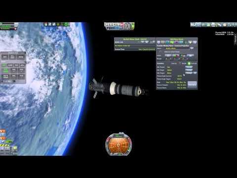 Kerbal Space Program KSP Моды краткий обзор. Часть 1