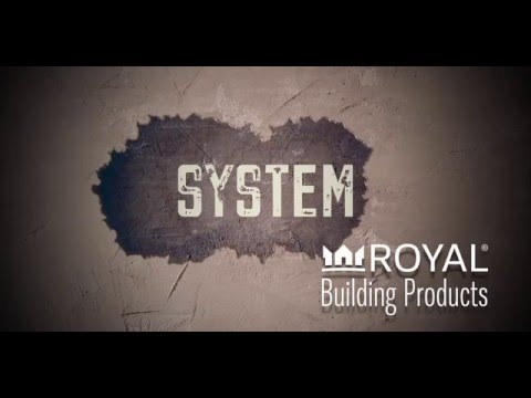 Trim System Solutions featuring Royal® PVC Trim and Celect® Cellular Exteriors