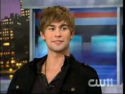 "Ed Westwick and Chace Crawford Interview  ""Who is the best kisser?"""