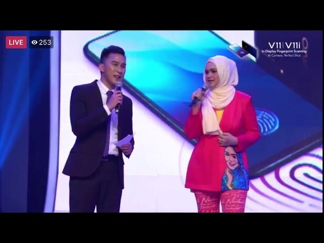 Vivo V11 Launch Malaysia - Siti Nurhaliza - Jika Kau Tak Datang