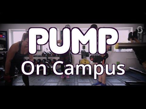 Pump On Campus | Health and Fitness Week