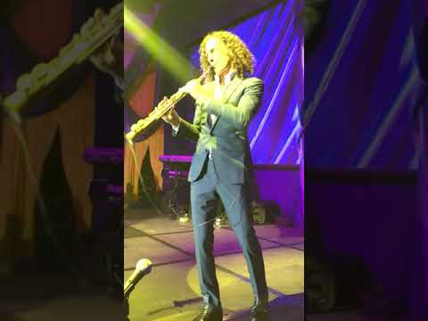 Kenny G Live In California 2017