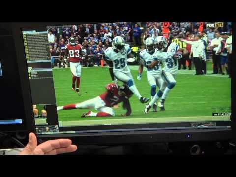 Mike Pereira explains the offsetting penalties on Matt Ryan and Rashean Mathis in the