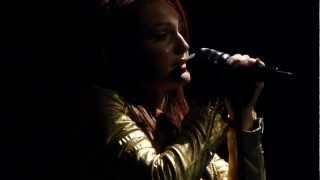 Victoria Duffield - Baby Come Home - #Winnipeg Park Theatre & Movie Cafe Lost In Paradise Tour 2012