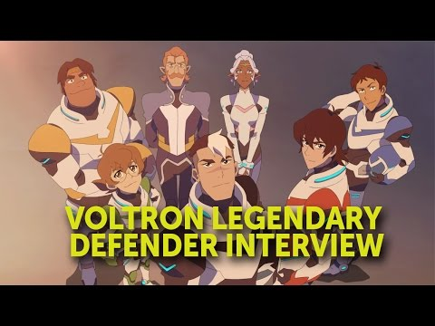 Voltron Legendary Defender   Jeremy Shada and Josh Keaton