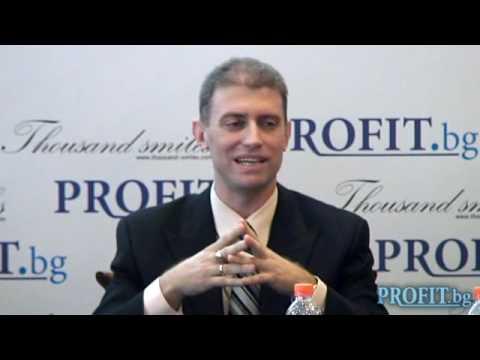 Aleksandar Nikolov, portfolio manager at Karoll Capital Management, the noise of money