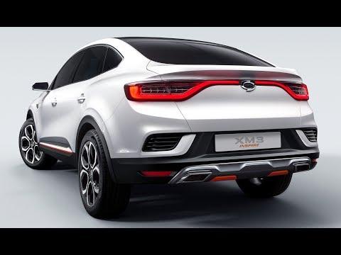 2020 Renault Samsung XM3 Inspire Coupé SUV