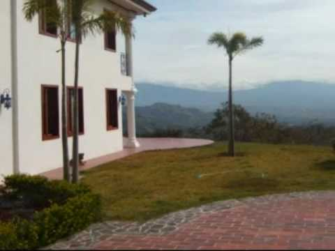 $1.2M Mansion in Atenas Costa Rica with 10 acres