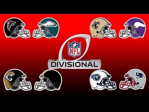 NFL Playoffs Divisional Round Preview, Predictions & Break Down   NFL Playbook