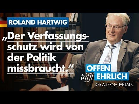Der Verfassungsschutz wird missbraucht   Roland Hartwig