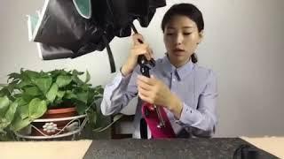 Primo Supply Wearable Umbrella Installation Instructions