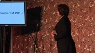 TEDxBucharest - Oana Pellea