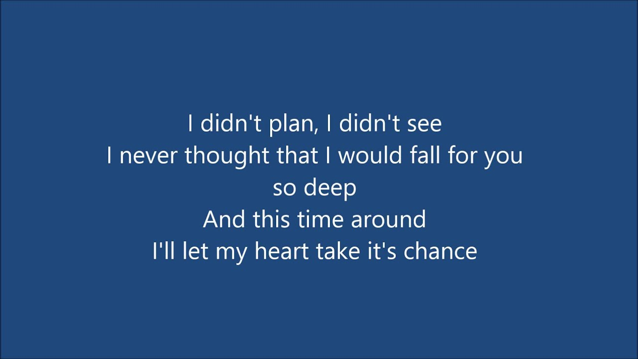 ... Seasons Of Love (Theme from Seasons Of Love) (with lyrics) - YouTube