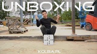 Unboxing paczki od sklepu Kolba.pl
