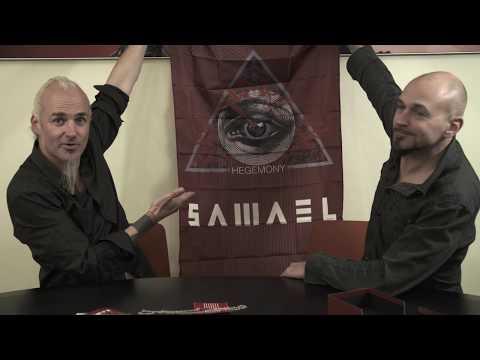 SAMAEL - Hegemony (Unboxing) | Napalm Records