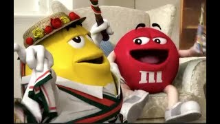 M&M's Candy Commercials Compilation Funny M&M's Characters Ads