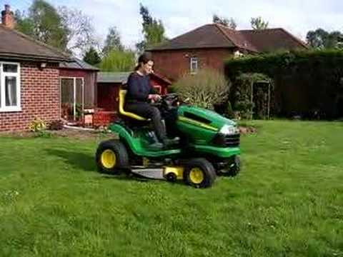 ted learning the mower doovi. Black Bedroom Furniture Sets. Home Design Ideas