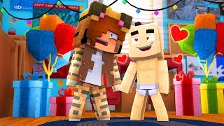 Minecraft Daycare - DERPS BIG SECRET !? (Minecraft Roleplay)