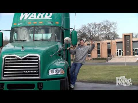 Ward Transport and Logistics - Behind the scenes