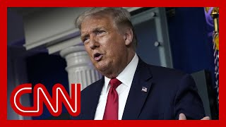 Acosta: Trump telling whoppers about mail in voting