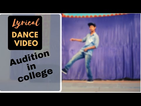 Audition || College || Pune