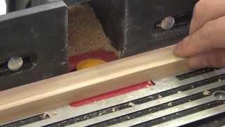 Фрезы для изготовления шарнирного соединения