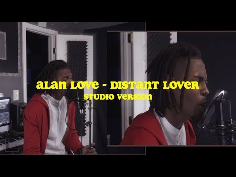 Alan Love -  Distant Lover (Studio Version) Mp3