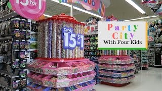 Video Party City Shopping With Four Kids download MP3, 3GP, MP4, WEBM, AVI, FLV Februari 2018